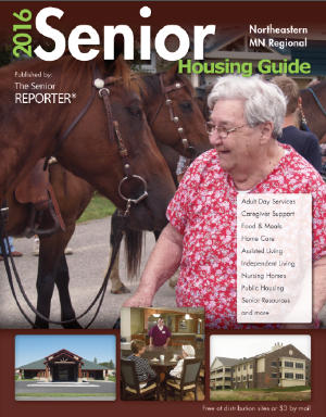 Northeastern MN Regional Senior Housing Guide