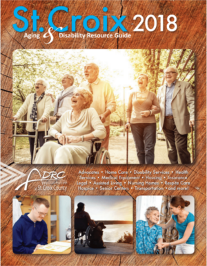 St. Croix Aging & Disability Resource Guide