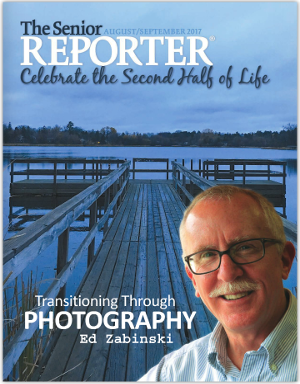The Senior Reporter - August & September 2017