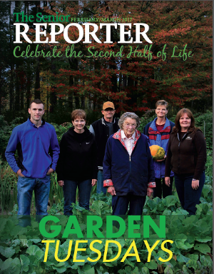 The Senior Reporter - Feb. & Mar. 2017